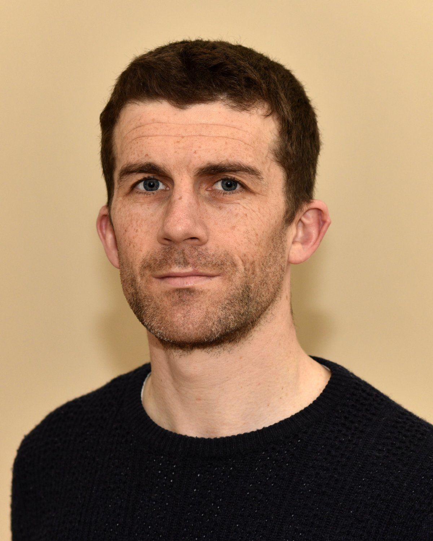 Stephen Patten