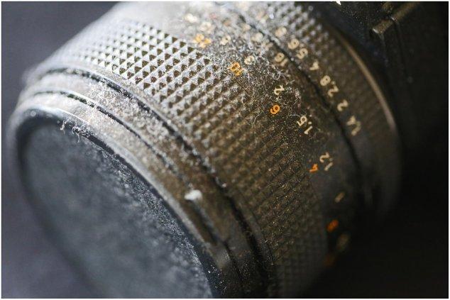 Dusty Camera