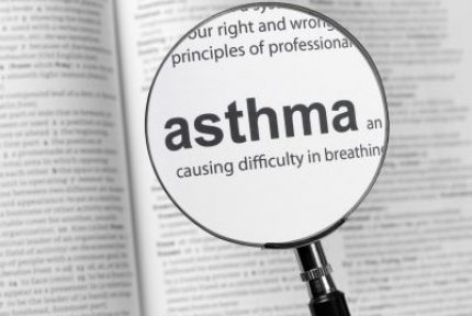 Asthma under magnifying glass