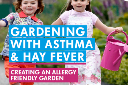 Gardening with Asthma & Hayfever Cover