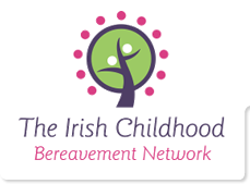The Irish Childhood Bereavement Network logo