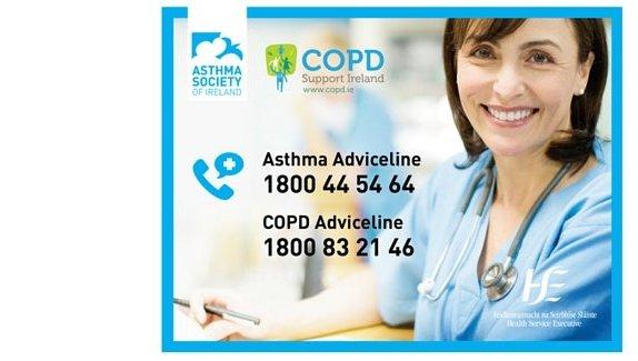 adviceline poster