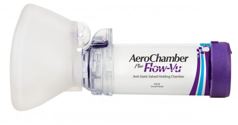 AeroChamber Adult (small mask)