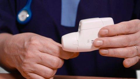 Genuair Inhaler Device