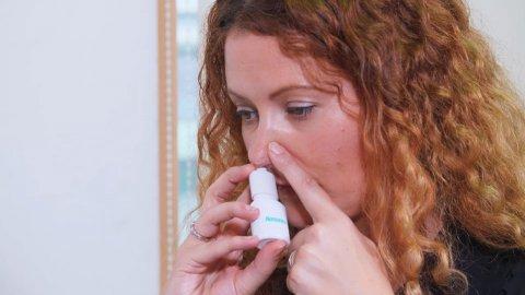 Nasal Pump Spray