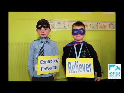 Asthma Friendly Schools Award - Scoil Mhuire gan Smál,  Kilkerley