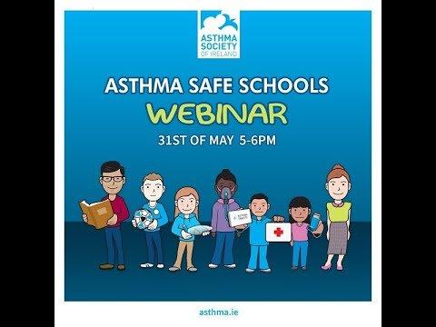 Asthma Safe Schools Webinar