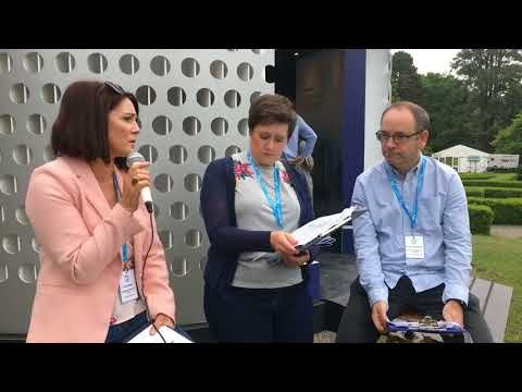 Hayfever Q&A at Bloom 2018