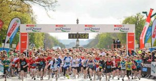 Great Ireland Run Starting Line 2015
