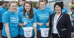 asthma society fundraising