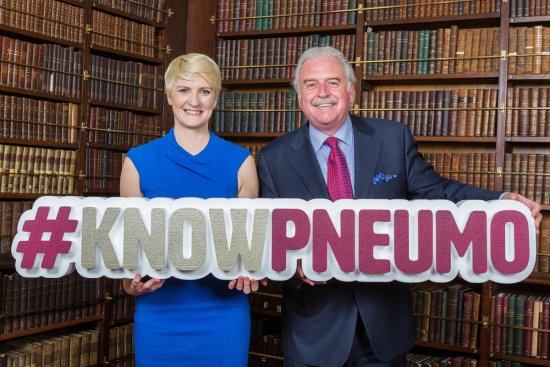 Averil Power and Marty Whelan Know Pneumo and You Should Too
