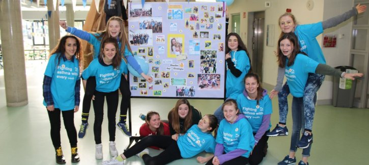 Newpark School, Blackrock held fundraiser in 2015