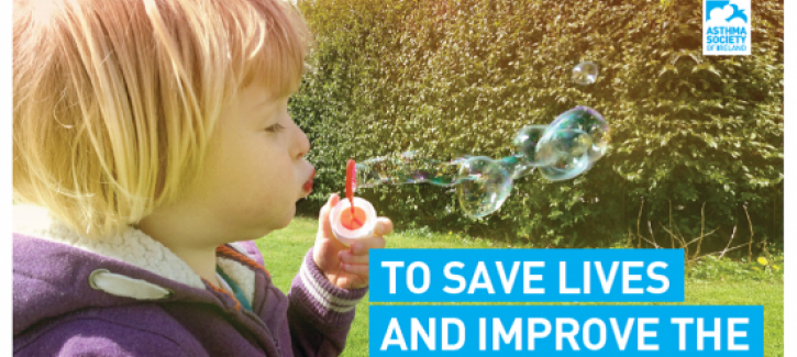To Save lives and improve the lives of people living with asthma
