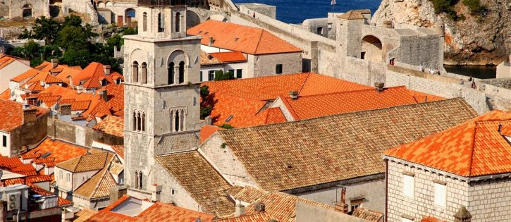 experience beautiful and historic Dubrovnik with the Asthma Society of Ireland