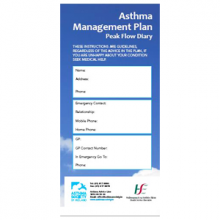 Asthma Management Plan