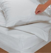 Allerjeeze anti-dust mite Double Mattress cover