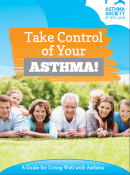 Take control of your asthma cover