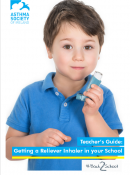 Teacher's Guide: Getting a Reliever Inhaler in your School